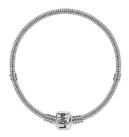 Bracelet 16 Cm - Bracelet Pandora par BodyTrend taille