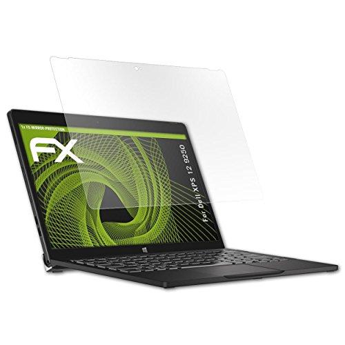 atFolix Bildschirmfolie kompatibel mit Dell XPS 12 9250 Spiegelfolie, Spiegeleffekt FX Schutzfolie
