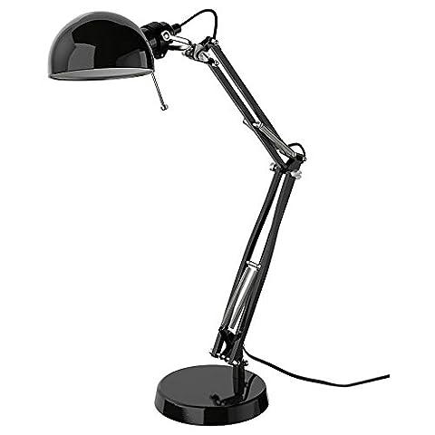 Modern Einfach LED Schwarz Tischleuchte Mini Falten Schreibtischlampen Kreativ Augenschutz Leselicht Persönlichkeit Nacht Lichter