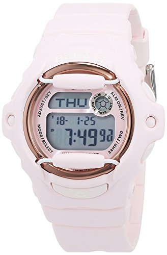 Uhren Baby-g Casio Damen (Casio Baby-G Damen-Armbanduhr BG-169G-4BER)