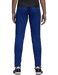 Amazon Donna Adidas Pantaloni Blu it Sportivi Fvvwx0rSq