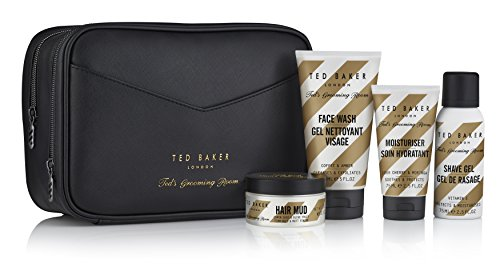 Ted Baker Ted's Grooming Room The Full Ted Regime Gift Set & Wash Bag