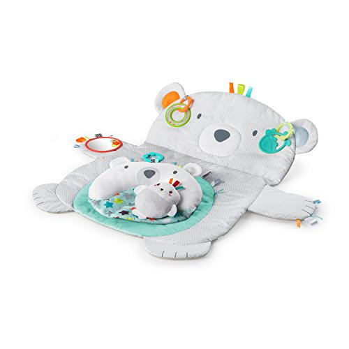 Bright Starts 10841 Tapis d'Eveil Tummy Time Prop/Play