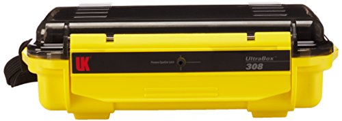 UK Lights 219776 Ultrabox 308 Boîte 23 cm 1,5 l Jaune
