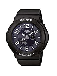 Casio Damen-Armbanduhr XL Baby-G Analog - Digital Resin BGA-132-1BER