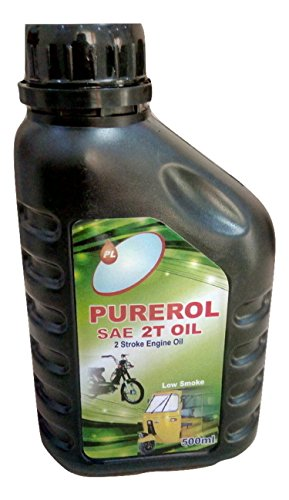 PUREROL SAFE 2T OIL 2 STROKE ENGINE OIL (500 Ml)