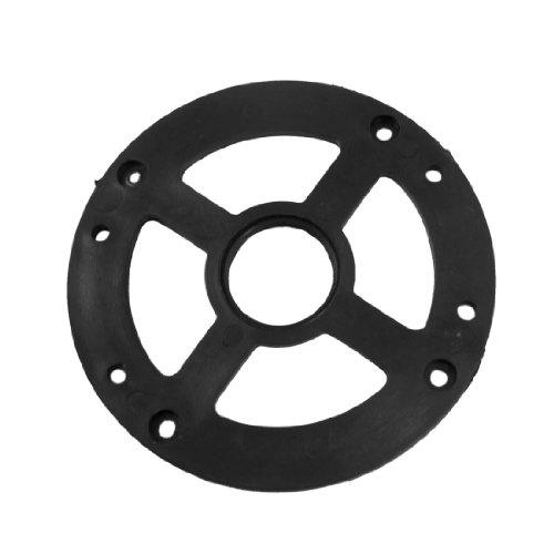 Schwarz Kunststoff, für Makita 3601 Dirndl Router (Router Tool Electric Power)