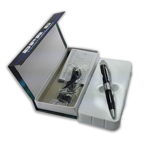 Bolgrafo-cmara-espa-con-Micro-Integrado–Tarjeta-Micro-SD-32-GB