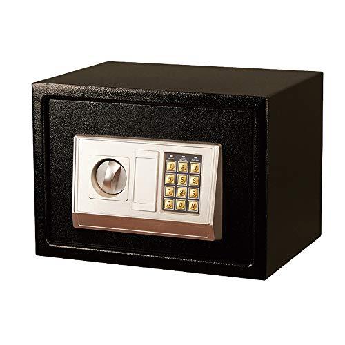 DaQingYuntur Caja Fuerte de Seguridad con Teclado Digital, gabinete de Almacenamiento Caja...