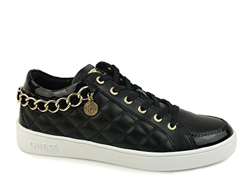 Guess Damen Glinna Sneakers Schwarz (Nero)