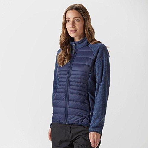 41lDYTuERvL. SS500  - Peter Storm Women's Baffle Fleece Jacket