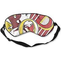 Pop Art 99% Eyeshade Blinders Sleeping Eye Patch Eye Mask Blindfold For Travel Insomnia Meditation preisvergleich bei billige-tabletten.eu