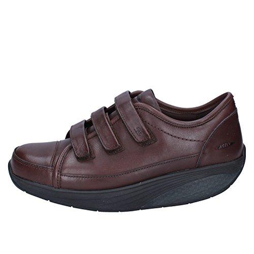 MBT Sneakers Damen Leder braun 38 EU