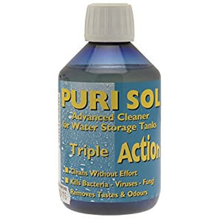 Clean Tabs Puri Sol Advanced Water Cleaner - Blue, 300 ml
