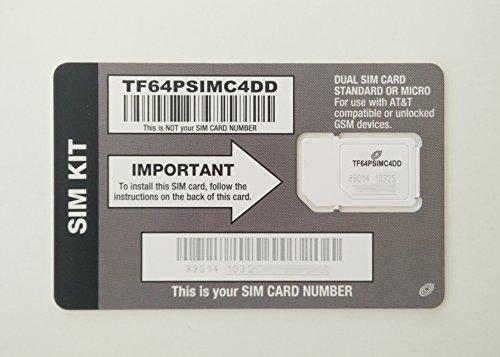 Atandt Sim Card For Iphone