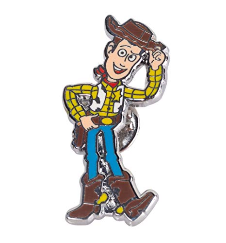 Disney Pixar Toy Story Woody Enamel Pin -