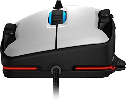 Roccat Tyon All Action Multi-Button Gaming Laser-Maus (8200dpi, 14-Tasten, USB) weiß - 3