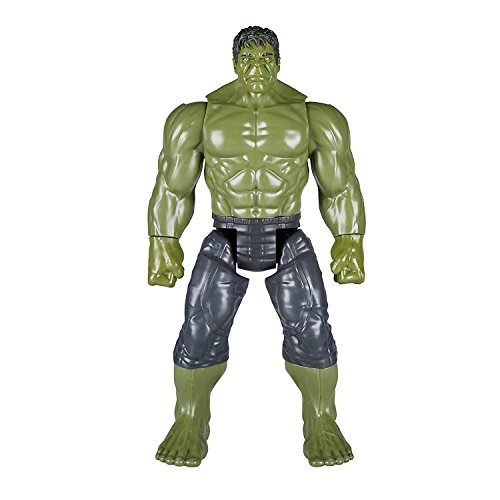 Marvel Titan Hero Series Hulk (Hasbro E0571EU4)