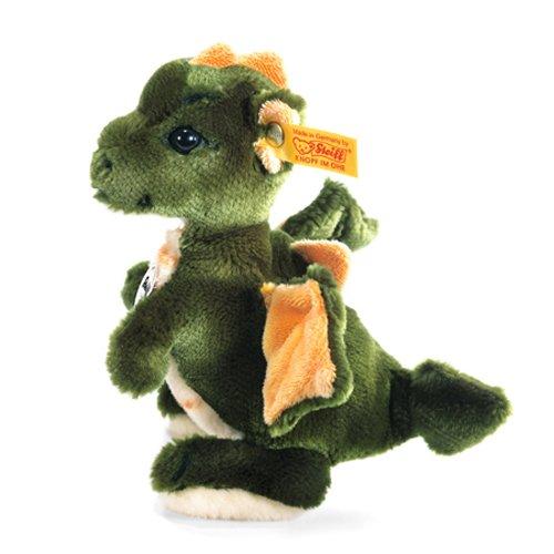 Preisvergleich Produktbild Steiff 15076 - Raudi Drachenjunge, grün