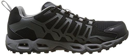 Columbia Ventrailia, Chaussures de randonnée basses homme Noir (010)