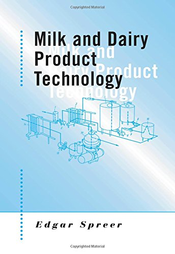 Milk and Dairy Product Technology (Food Science and Technology) por Edgar Spreer