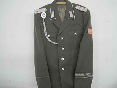 Offizier Kostüm - VEB NVA Offizier Uniform Jacke Gr. 52 Schützenschnur, Effekten, Fasching, Karneval, Kostüm