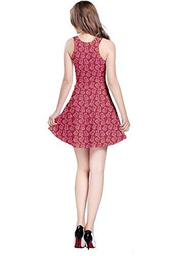 CowCow - Robe - Femme Red Cute Red Cute