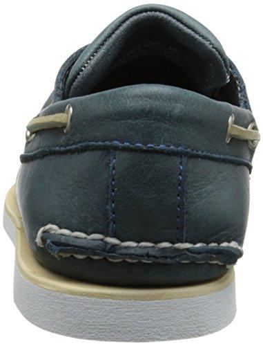 Schnürer Herren Schuhe C6745b Blau Traditional Timberland Mokassin 3KJlTF1c