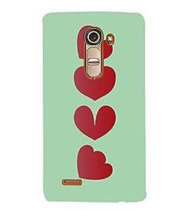 Hierarchy Of Love 3D Hard Polycarbonate Designer Back Case Cover for LG G4 Mini :: LG G4C