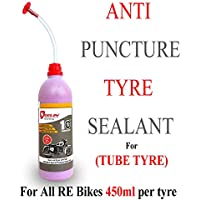 Seelin TH (900ml) Anti Puncture Tyre Sealant - Special Pack for Royal Enfield Bikes