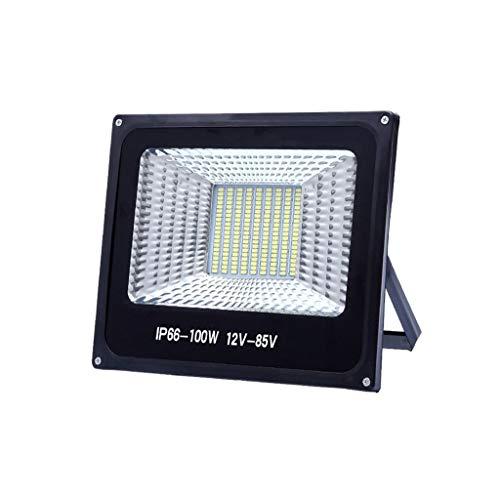 Preisvergleich Produktbild XEX LED Strahler Mit,  Wasserdichtes Niedervoltarbeitslicht Im Freien Für Nachtfischen Nachtmarkt Marine-Sicherheitslichtweißlicht 12V-85V (Farbe : 30W,  größe : Without line)