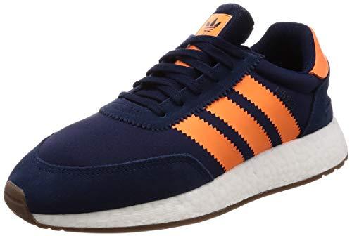 Adidas I-5923 Navy Gum Grey Five Bleu Marine/Orange FR: 41 1/3