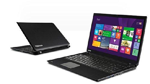 "Toshiba Satellite (C50-B-1CD) Laptop - 15.6"" Display, Intel Celeron N2840, 4GB RAM, 750 GB HDD, Windows 10 Home 64-bit"