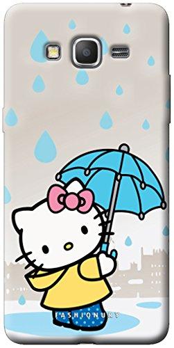 Fashionury Soft Back Case Cover For Samsung Galaxy Grand Prime G530H 4G-Print10211