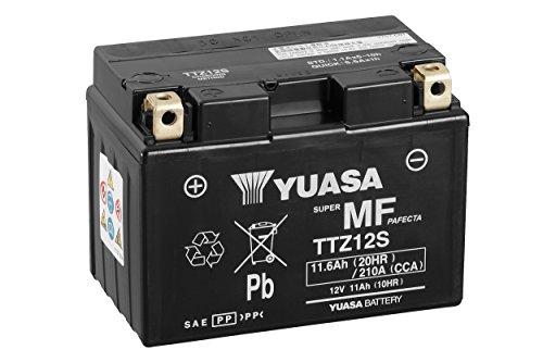 Yuasa - Ttz12S Batteria Per Moto