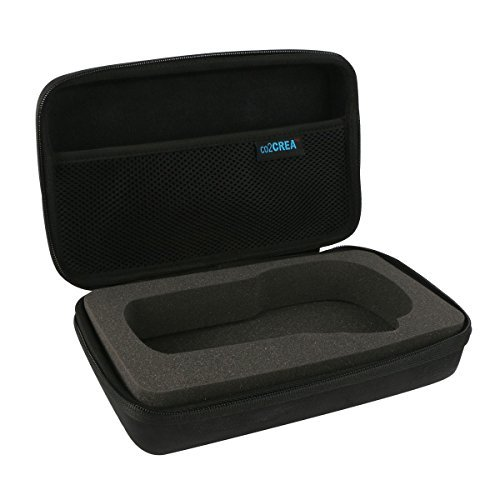 co2CREA Reise Lagerung Tragen Taschen Hülle für Dymo LabelManager 160 280 Tragbares Beschriftungsgerät Etikettiergerät Kofferset fits Etikettenband