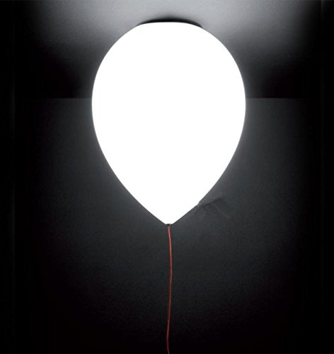 JJ LED modernes ceiling lamp nouvelle chambre romantique centre-minimaliste étude l'éclairage de la salle pour enfants Les enfants créatifs ballon 270mm/320mm haut plafond lampes, diamètre 25cm, 220V-240V