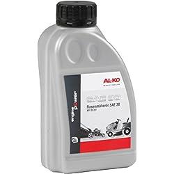 AL-KO 4 Takt Rasenmäheröl SAE 30 0,6 l   Mehrbereichsöl für 4 Takt Rasenmäher   Ganzjahres Motorschutz für jeden 4 Takt Motor Benzinrasenmäher