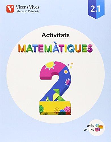 Matematiques 2 activitats (21 - 22 - 23) aula activ