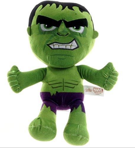 """Hulk Plush - Marvel - 25cm 10"""""""