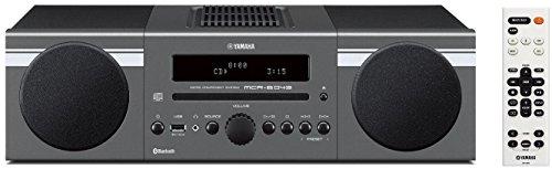 Yamaha MCR-B043 Micro-chaîne Hi-Fi Bluetooth Gris foncé