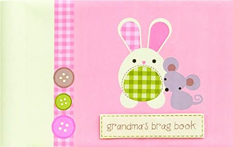 Grandmas Brag Book For a Baby Girl