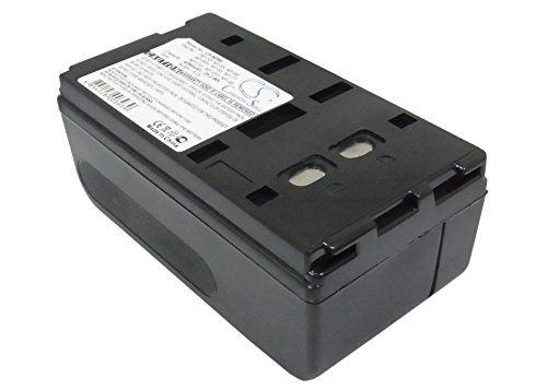 Akku für Sony GV-8 6,0 V 4200 mAh NI-MH - NP-33, NP-55, NP-66, NP-66H, NP-68, NP-77, NP-98