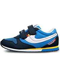 iduoduo Kids contraste Color al aire libre Athletic zapatillas de running (Toddler/Little Kid
