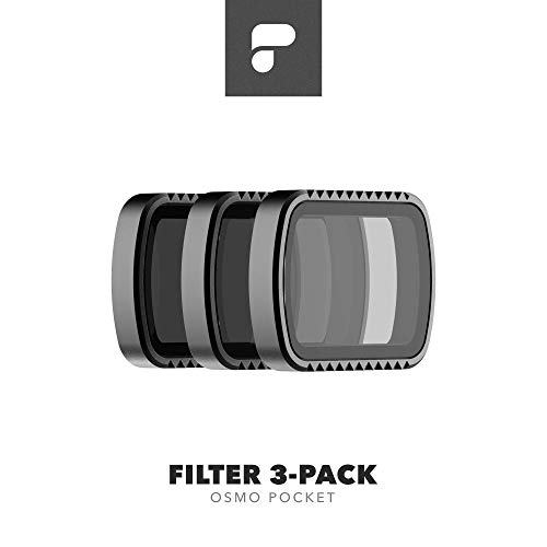 PolarPro Standard-Filter 3-Pack Für DJI Osmo Pocket -
