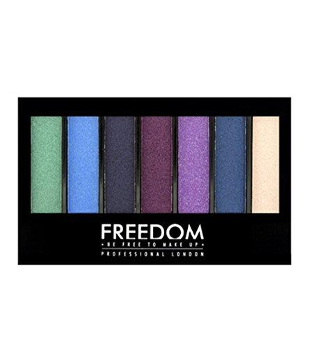 Freedom Makeup - Lidschatten Palette - Pro Shade & Brighten - Play Kit