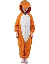 Auspicious beginning pijama de los niños del traje de Cosplay Animal Onesie Sleepsuit Ropa de dormir ropa de casa Kigurumi pijama