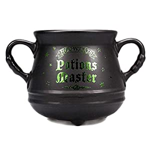 Half Moon Bay Z888030 Harry Potter - Taza, diseño de Harry Potter en 3D, tamaño XL