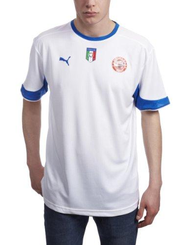 Puma Italien Trikot Jersey, Größe L (Italien Home Jersey)