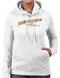 Cloud City 7 Pokemon League Indiana Jones Mix Women s Hooded Sweatshirt 4cadcbe8f94
